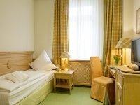 Standard Einzelzimmer, Quelle: (c) Central-Hotel Kaiserhof