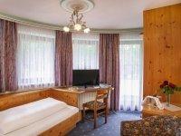 Einzelzimmer Deluxe Leben, Quelle: (c) Anti-Stress-Resort Karwendel