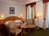 Einzelzimmer = Doppelzimmer zur Einzelbelegung, Quelle: (c) Parkhotel Golf
