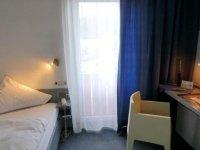 Einzelzimmer Economy, Quelle: (c) Hotel Corsten
