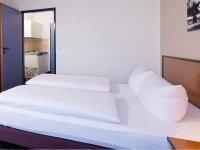 Einzelzimmer Economy, Quelle: (c) ACHAT Comfort Airport-Frankfurt