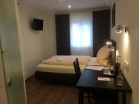 Einzelzimmer Gästehaus, Quelle: (c) Hotel Roter Ochse