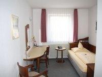 Einzelzimmer Gasthof, Quelle: (c) AKZENT Hotel Goldener Ochsen