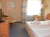 Einzelzimmer Haupthaus, Quelle: (c) LaVital Sport- & Wellness-Hotel GbR