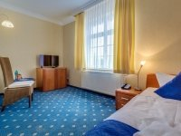 Einzelzimmer im Haupthaus, Quelle: (c) Seehotel Großräschen