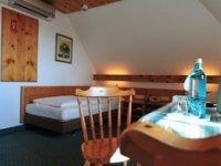 Einzelzimmer 3 Sterne Standard, Quelle: (c) AKZENT Hotel Schranne