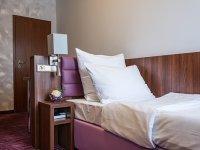 """Einzelzimmer """"Klassik"""", Quelle: (c) AKZENT Hotel Laupheimer Hof"""