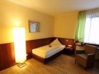 Einzelzimmer Komfort, Quelle: (c) AKZENT Hotel Jonathan