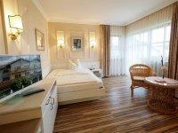 Einzelzimmer Komfort, Quelle: (c) Hotel Lindenhof