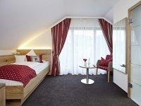 Einzelzimmer Komfort, Quelle: (c) Landhotel Mohren