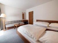 Einzelzimmer Komfort , Quelle: (c) AKZENT Hotel Thiemann