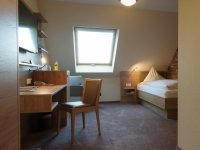 Einzelzimmer Komfort, Quelle: (c) Hotel Restaurant Räuber Lippoldskrug