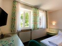 Einzelzimmer Komfort, Quelle: (c) Hotel Am Markt GmbH