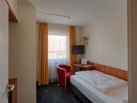 Einzelzimmer Komfort, Quelle: (c) mD-Hotel Walfisch
