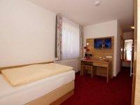 Einzelzimmer Komfort, Quelle: (c) Landhotel und Gasthaus Wiedmann