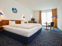 Einzelzimmer Komfort, Quelle: (c) Alpina Lodge Hotel Oberwiesenthal