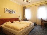 Einzelzimmer Komfort, Quelle: (c) Hotel Krone Tübingen