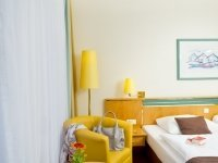 Einzelzimmer Komfort, Quelle: (c) Parkhotel Rügen