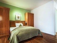 Einzelzimmer Komfort, Quelle: (c) Romantik Hotel Kleber Post