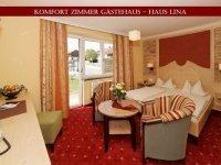 Einzelzimmer Komfort, Quelle: (c) Früchtl - Wirtshaus zum Bräu