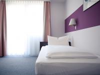 Einzelzimmer Komfort, Quelle: (c) AKZENT Hotel Torgauer Hof