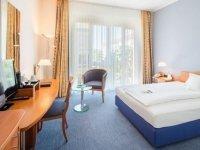Einzelzimmer Komfort, Quelle: (c) Best Western Hotel Am Straßberger Tor