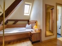Einzelzimmer Komfort im Kavaliershaus, Quelle: (c) Hotel Jagdschloss Letzlingen