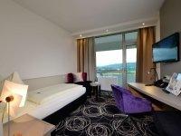 Einzelzimmer Komfort mit Talblick, Quelle: (c) Landhotel Betz