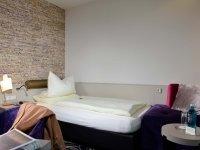 Einzelzimmer Komfort mit Waldblick, Quelle: (c) Landhotel Betz