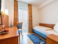 Einzelzimmer Komfort ohne Balkon, Quelle: (c) Gasthaus Ostermeier