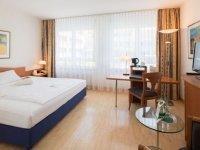 Einzelzimmer Komfort-Plus, Quelle: (c) Best Western Hotel Am Straßberger Tor