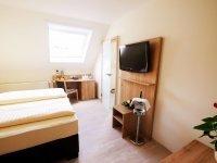 Einzelzimmer Komfort  Plus, Quelle: (c) Mosel-Hotel Hähn
