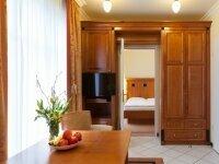 Einzelzimmer mit Balkon, Quelle: (c) Hotel Hanseatic Rügen & Villen
