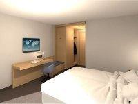 Einzelzimmer mit Balkon, Quelle: (c) Landhotel Wittstaig