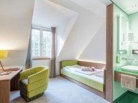 Einzelzimmer Nature View, Quelle: (c) Hotel Bornmühle GmbH & Co.KG