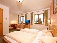 Einzelzimmer ohne Balkon, Quelle: (c) AKZENT Hotel Schatten