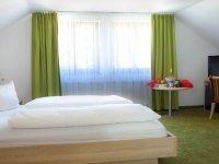 Einzelzimmer Privileg (Gästehaus mit Balkon), Quelle: (c) Hotel Ochsen
