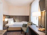 Einzelzimmer Romantik Kammer, Quelle: (c) Romantik-Hotel Zum Stern
