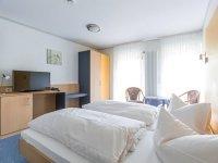 Einzelzimmer Silberdistel, Quelle: (c) Hotel Milseburg