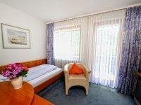 Einzelzimmer Sommerbergblick, Quelle: (c) Hotel Rothfuß