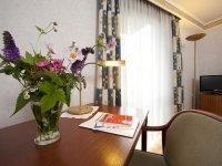 Einzelzimmer Standard, Quelle: (c) Hotel Hirsch