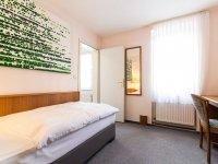 Einzelzimmer Standard, Quelle: (c) Hotel-Restaurant-Cafe Schöne Aussicht