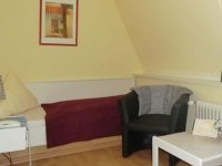 Einzelzimmer Standard, Quelle: (c) Hotel Corsten