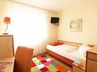 Einzelzimmer Standard, Quelle: (c) Hotel Wulff