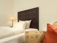 Einzelzimmer (Standard), Quelle: (c) Soibelmann Hotel Wittenberg