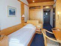 Einzelzimmer Standard, Quelle: (c) Hotel Stadt Breisach