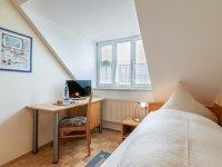 Einzelzimmer Standard, Quelle: (c) Gasthaus Ostermeier