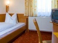 Einzelzimmer Standard, Quelle: (c) Hotel-Restaurant Liebl