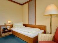 Einzelzimmer Standard mit Waldblick, Quelle: (c) Landhotel Betz