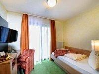 Einzelzimmer Südblick, Quelle: (c) Wellness Hotel Talblick